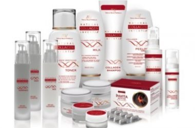Kollagenksometik Natural Collagen Inventia