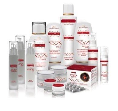 Kollagenksometik Natural Collagen Inventia