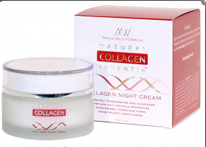 Natural Collagen Inventia Nachtcreme Night mit Kollagen