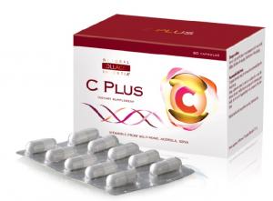Natural Collagen Inventia Vitamin C Plus Kapseln