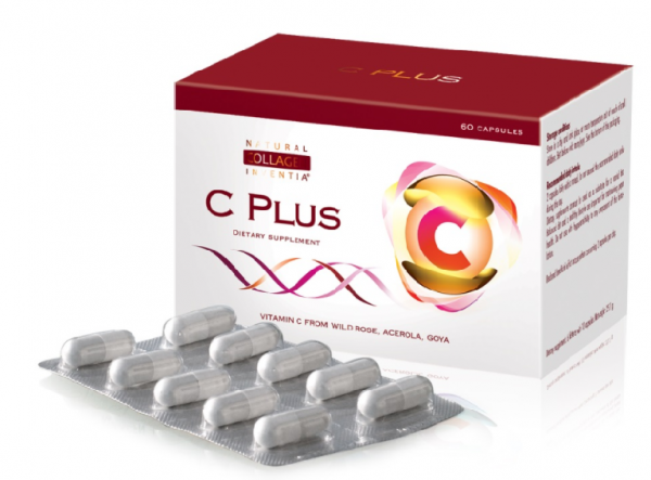 Natural Collagen Inventia Vitamin C Plus Kapseln