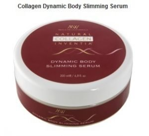Natural Collagen Inventia Zellulitis Schlankheitscreme Dynamic Body Slimming Serum
