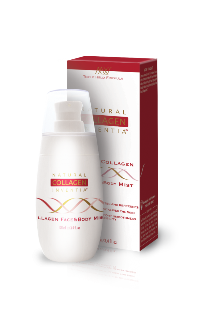 Kollagenspray von Natural Collagen Inventia